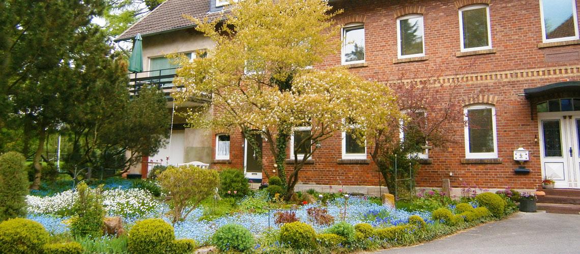 Die Ferienwohnung in Bad Gandersheim bei Klügers