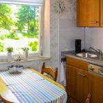 Küchenzeile: Ferienwohnung in Bad Gandersheim bei Klügers
