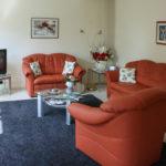 Gemütliches Wohnzimmer: Ferienwohnung in Bad Gandersheim bei Klügers